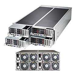 Supermicro SuperServer F627R2 FT Barebone System