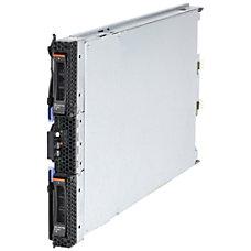 Lenovo BladeCenter HS23E 8038D4U Blade Server
