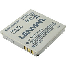 Lenmar DLC4L Lithium Ion Camera Battery