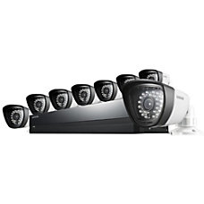 Samsung SDS P4082 8 Channel Surveillance