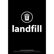 Recycle Across America Landfill Standardized Recycling