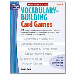 Scholastic Res Gr 2 Vocab Bldg
