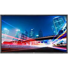 NEC Display 40 LED Backlit Professional