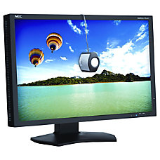NEC Display PA242W BK SV 241