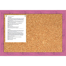 Amanti Art Petticoat Pink Rustic Cork