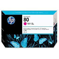 HP 80 Magenta Ink Cartridge C4847A