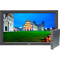 NEC Display V323 PC Digital Signage