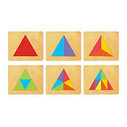 Ellison SureCut Dies Fraction Triangles Pack