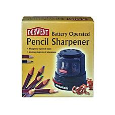 Derwent Battery Operated Pencil Sharpener