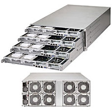 Supermicro SuperServer F517H6 FT Barebone System