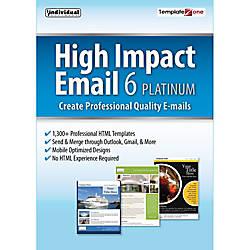 High Impact Email 6 Platinum Download