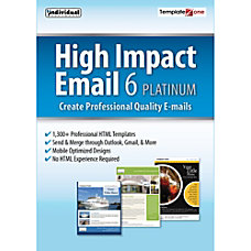 High Impact Email 6 Platinum Download