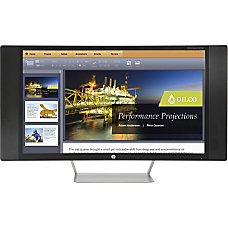 HP Business S270c 27 LED LCD