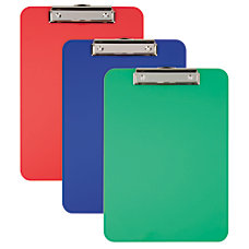 Office Depot Brand Acrylic Clipboards 9