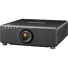Panasonic PT DZ780WU DLP Projector 1125p