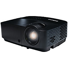 InFocus IN2126x 3D Ready DLP Projector