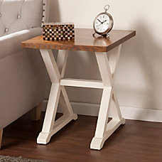 Southern Enterprises Calgary End Table Square