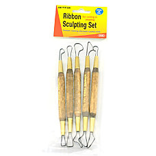 Kemper Ribbon Sculpting Tools 6 Set