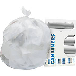 Heritage AccuFit Round Can Liners 44