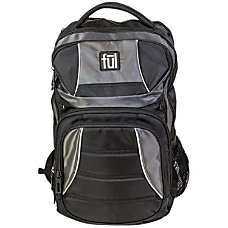ful Renegade Backpack With 17 Laptop