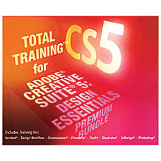 Total Training For Adobe Creative Suite