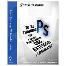 Total Training For Adobe Photoshop CS5