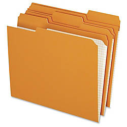 Pendaflex Reinforced Top Tab Colored File