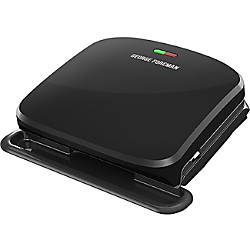 George Foreman 4 Serving Removable Plate