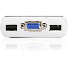 IOGear GCS632U Compact 2 Port USB