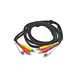 Calrad Electronics Video Dubbing Cable w