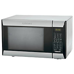 Cuisinart Stainless Steel Microwave