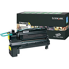 Lexmark C792X1YG Return Program Extra High