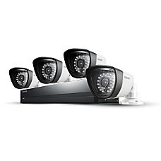 Samsung SDS P4042 8 Channel Surveillance