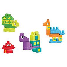 Mega Bloks Learn My Shapes Building
