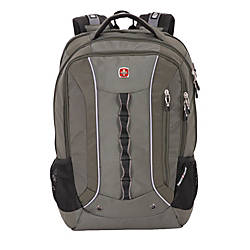 SwissGear Equipment Backpack With 15 Laptop