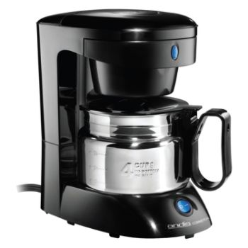 Andis Coffee Maker How To Use : Andis Four Cup Coffee Maker by Office Depot & OfficeMax