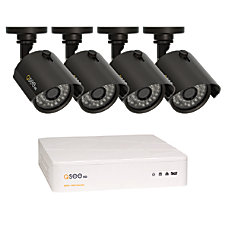 Q See 4 Channel Surveillance System
