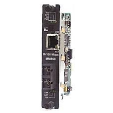 IMC iMcV LIM UTP to Fiber