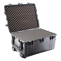 Pelican 1630 Case with Foam Black