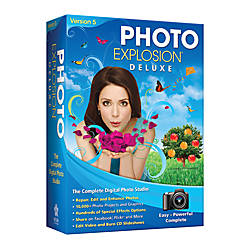 Photo Explosion Deluxe 50 Traditional Disc