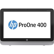 HP Business Desktop ProOne 400 G1