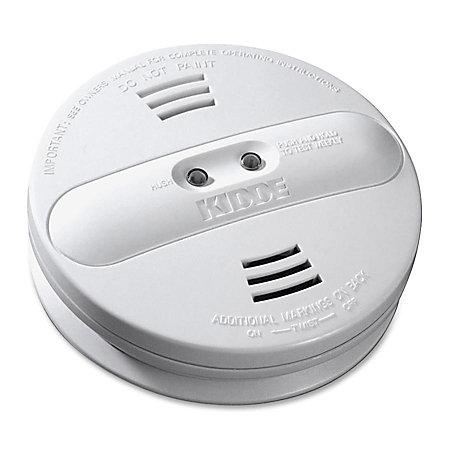 how to change battery on kidde smoke alarm battery operated