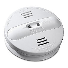 Kidde Dual Sensor Battery Operated Smoke