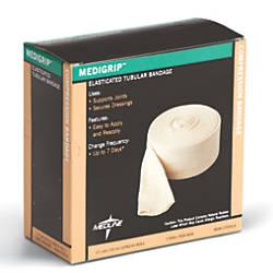 Medline Medigrip Tubular Bandage Roll Size