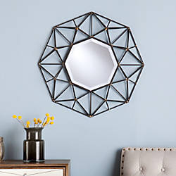 Southern Enterprises Normandy Octagonal Decorative Wall