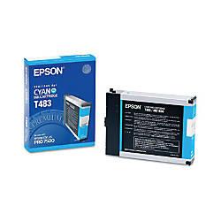 Epson T483 T483011 Cyan Ink Cartridge