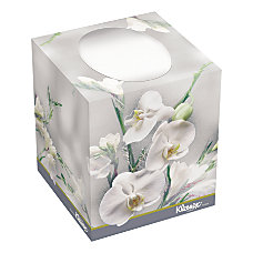 Kleenex Boutique 2 Ply Facial Tissues