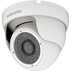 Samsung Surveillance Camera Color