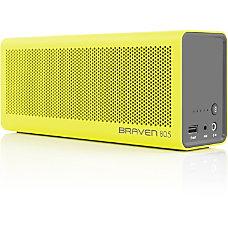Braven 805 Speaker System Portable Battery