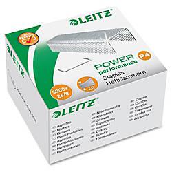 Leitz P4 516 Staples 40 Sheets